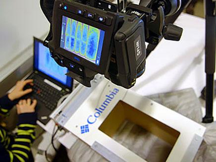 Výzkumné aplikace termokamer