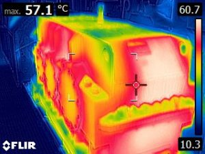Využití termokamer při měření v průmyslu