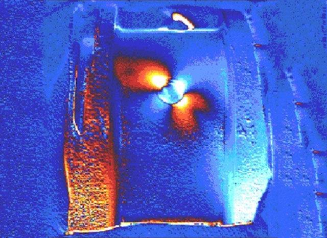 Věda a výzkum termografie