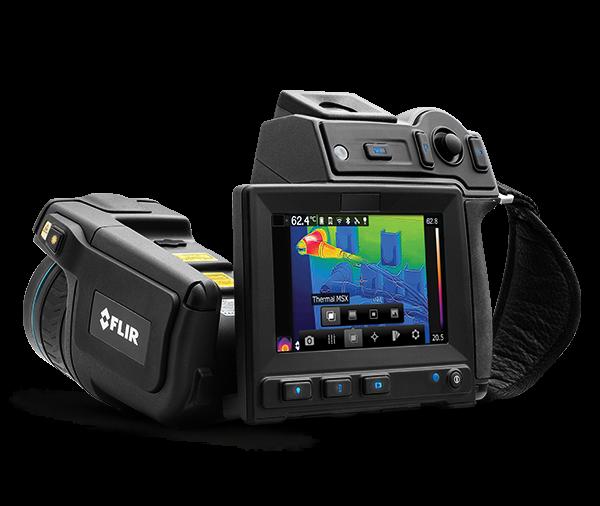 Termokamera série FLIR T6xxx