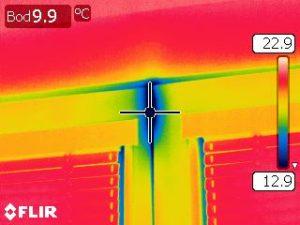 Termografická diagnostika budov