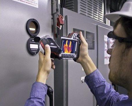 termograficka diagnostika v průmyslu