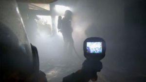 Termokamera v boji proti požárům
